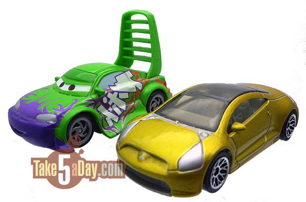 Take Five a Day » Blog Archive » Mattel Disney Pixar ...