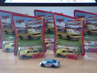 Take Five a Day » Blog Archive » Mattel Disney Pixar Diecast CARS