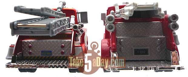Back Red & mater