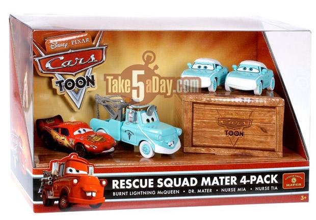 Rescue Squad mater#2