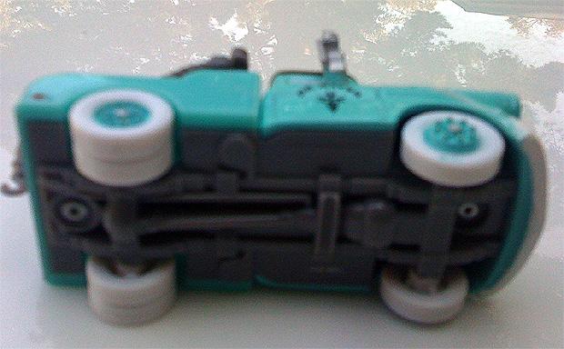 Mater Under