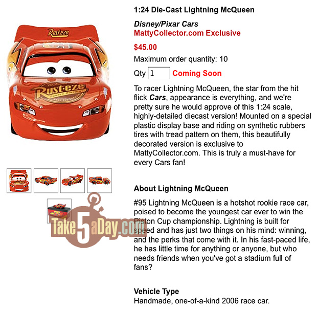 Matty Lightning WM