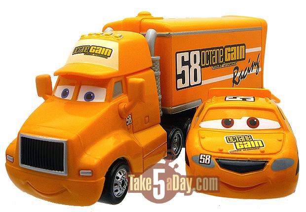 Octane Hauler & Car2