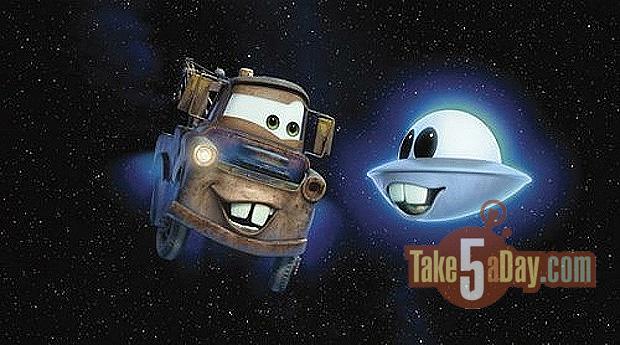 Mater UFO