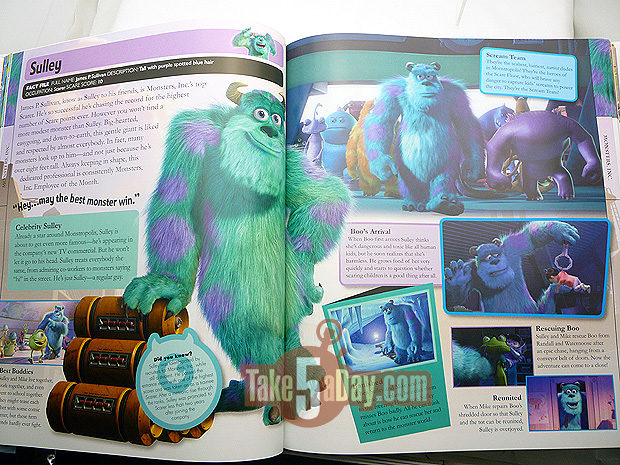 Monsters Sulley