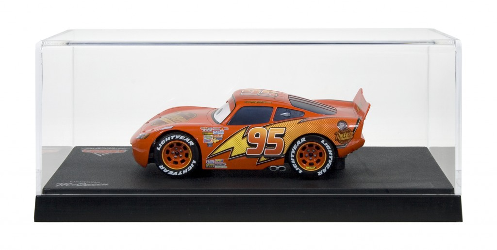 Custom Case Top For 1/24 Line of CARS By DCA