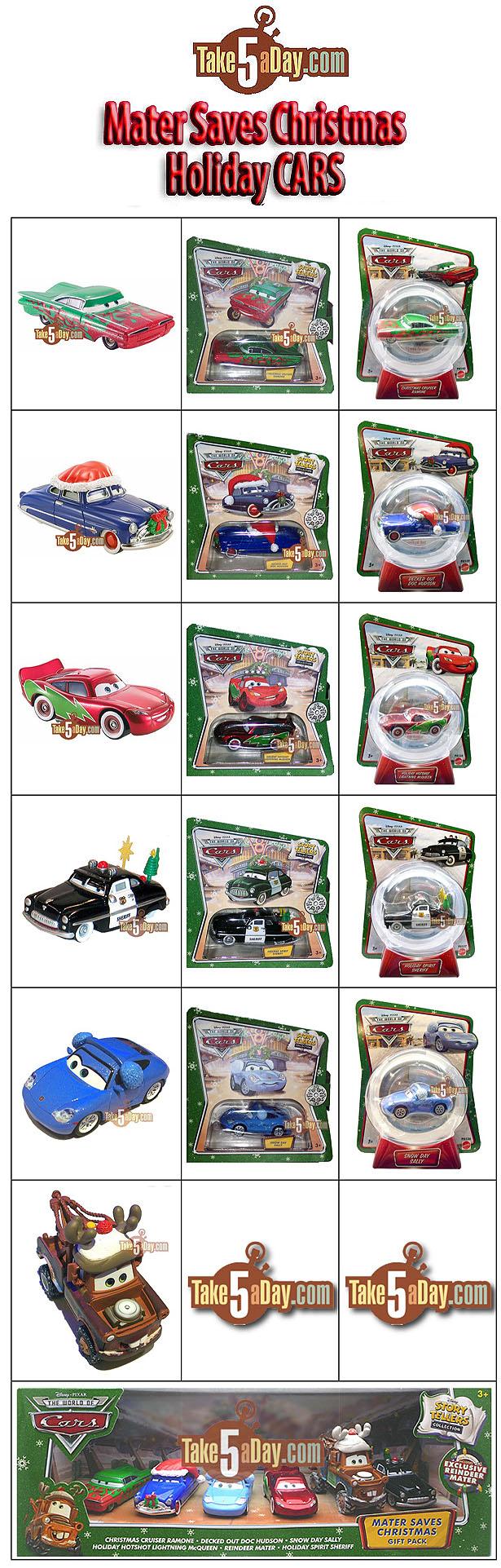 Holiday CARS Checklist