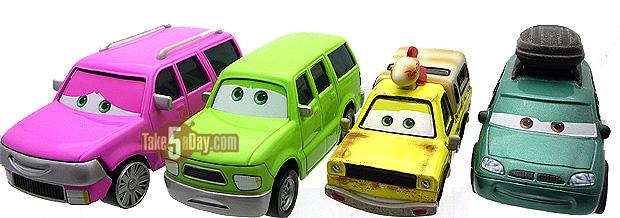 SUV Van