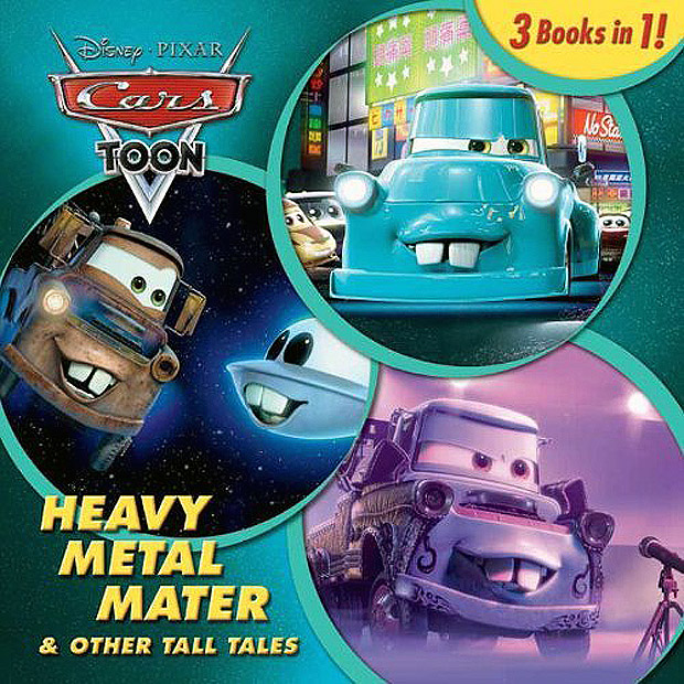 Heavy Metal Mater Book