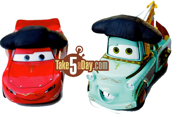 Mater & LM face