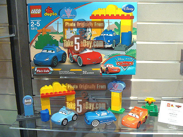 Take Five A Day Blog Archive Disney Pixar Cars Lego Duplo Cars