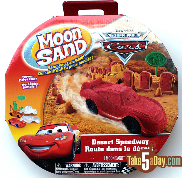 Take Five a Day » Blog Archive » Disney Pixar CARS: Go Pound Sand