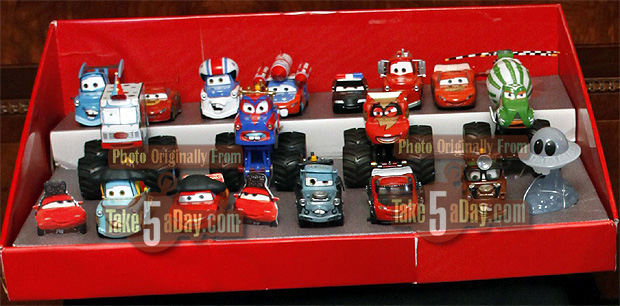 Take Five A Day 187 Blog Archive 187 Disney Pixar Cars Disney