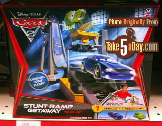 Take Five A Day 187 Blog Archive 187 Mattel Disney Cars 2