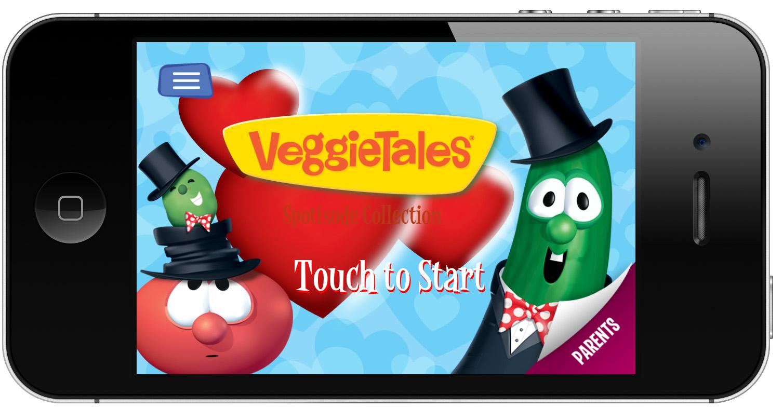 Weeblets VeggieTales Spotisode