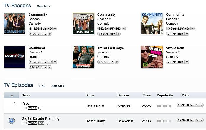 community season 1 download free