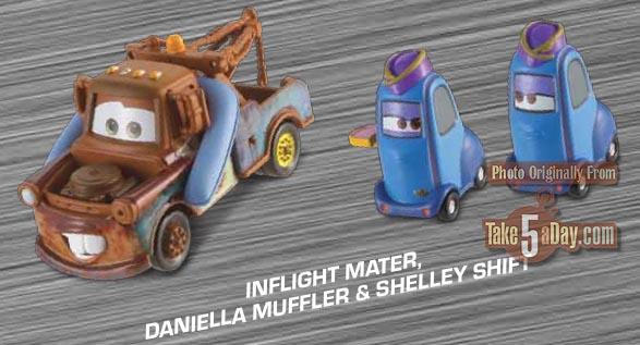 Inflight mater