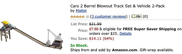 barrel blowout