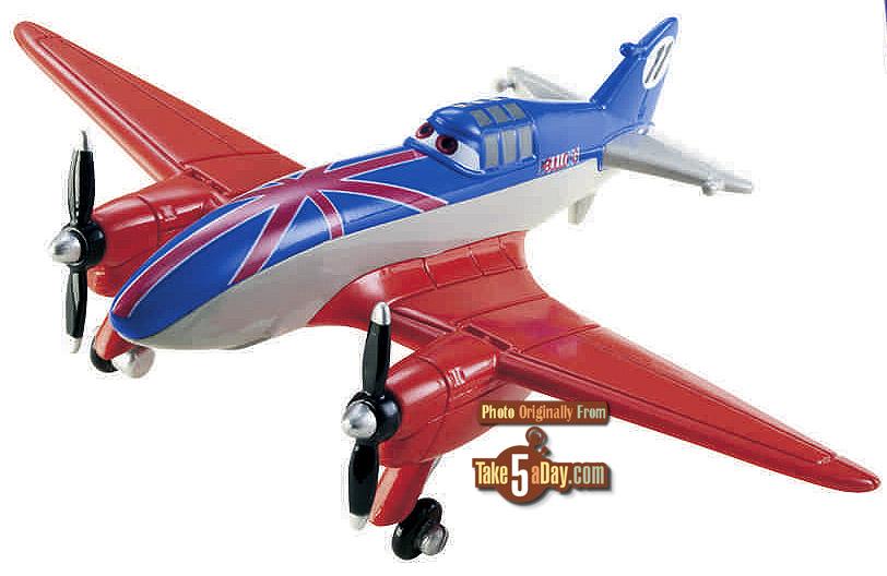 Bulldog plane