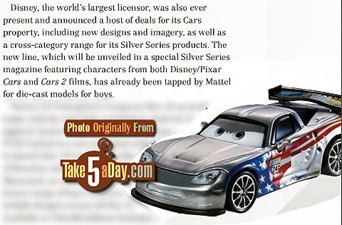 Disney Silver