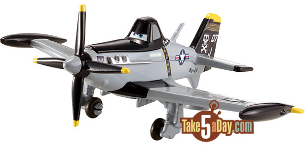 Planes-navy Dusty