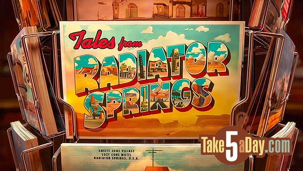 Tales From Radiator Springs