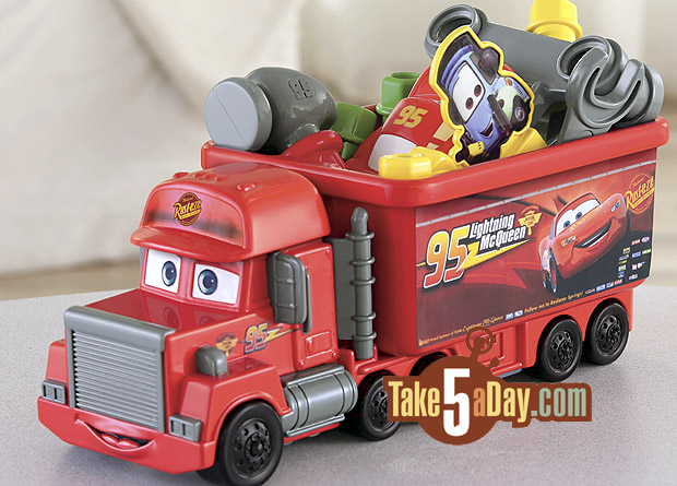Take Five A Day 187 Blog Archive 187 Fisher Price Disney Pixar