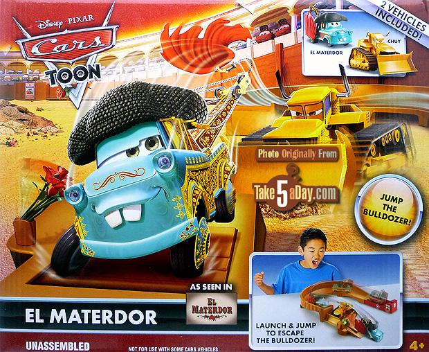 MTT El Materdor MC