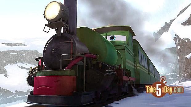 Diecast-Train