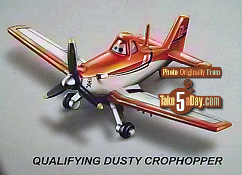 Qualifying Dusty