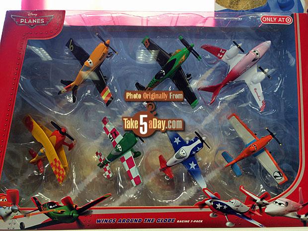 wings around 7-pack