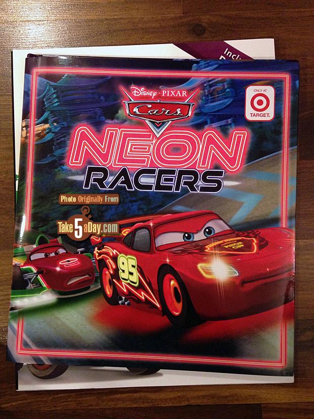 neon racers book