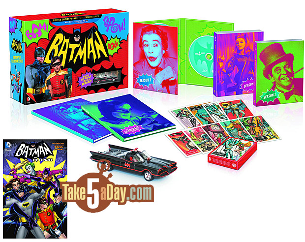 batman deluxe book