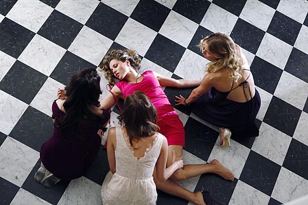 MADELEINE STOWE, MARGARITA LEVIEVA, CHRISTA B. ALLEN, EMILY VANCAMP