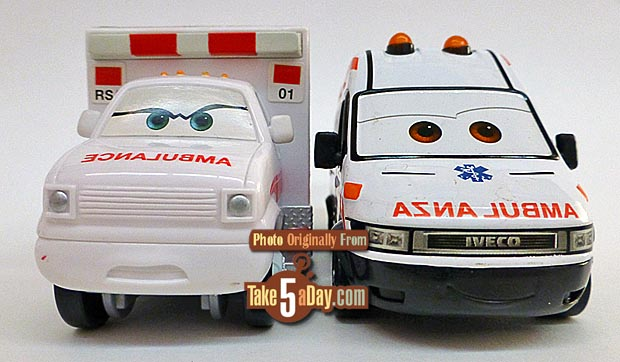 Ambulances-front