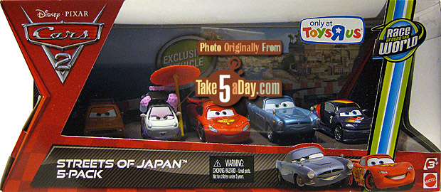 Streets of Japan 5 Pack MC