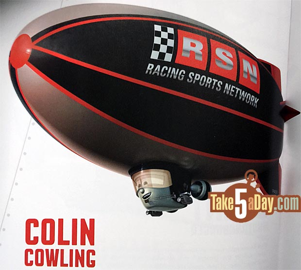 Colin Blimp