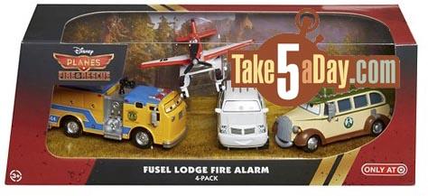 Fusel Lodge Fire Alarm