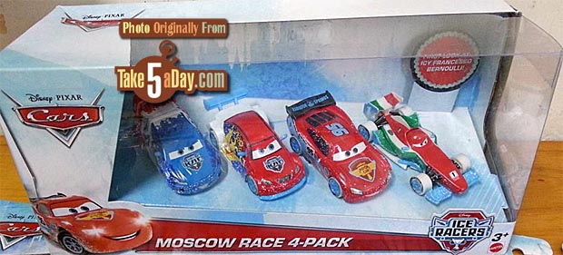 moscow race 4-pack