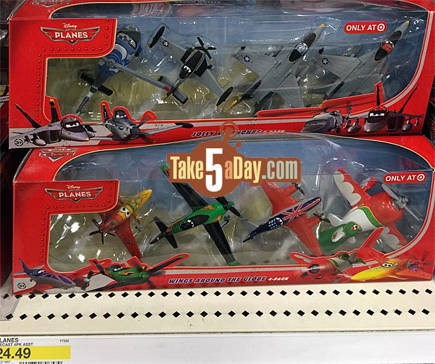 planes 4-pack