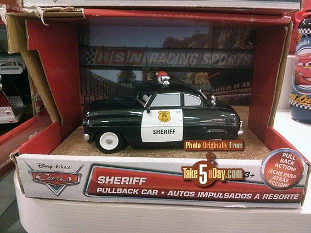 sheriff pullback