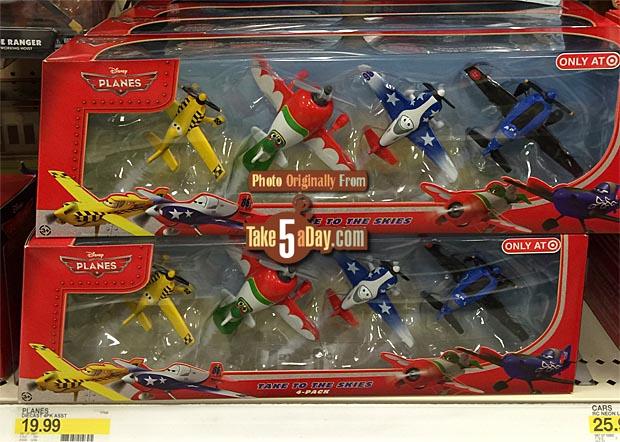 target 4 planes