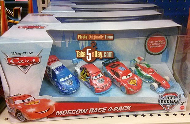 ice racer 4-pack