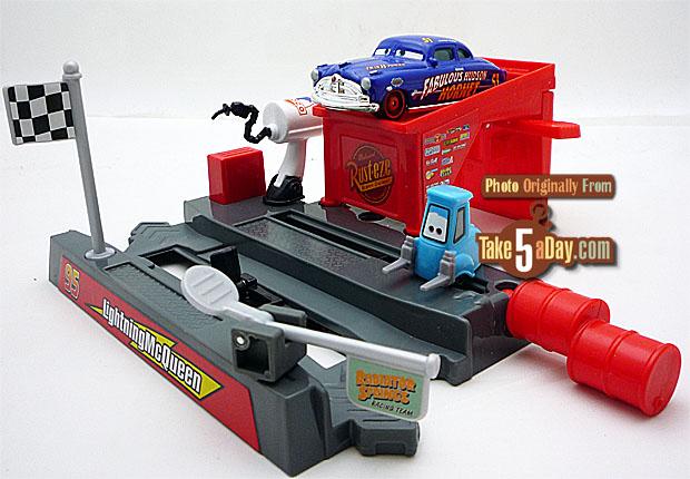 pit launcher
