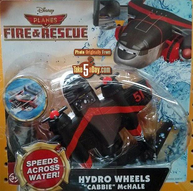 hydro wheels cabbie