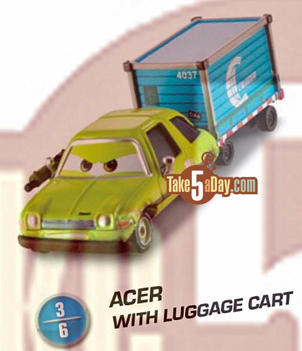 acer luggage
