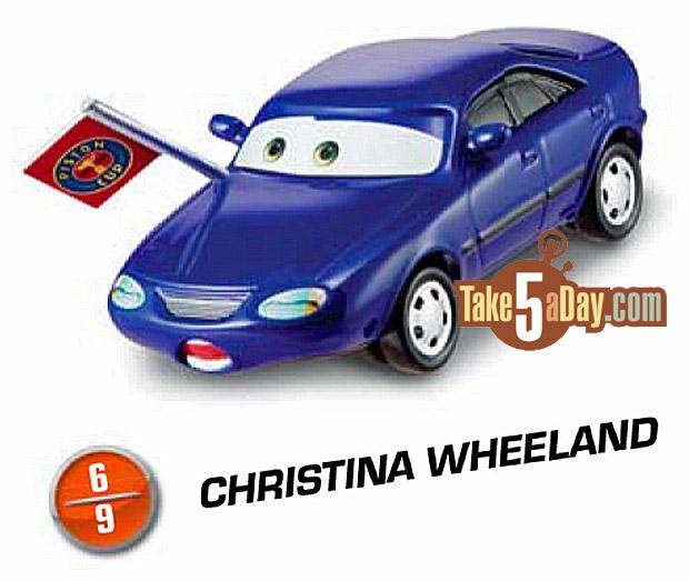 christina wheeland