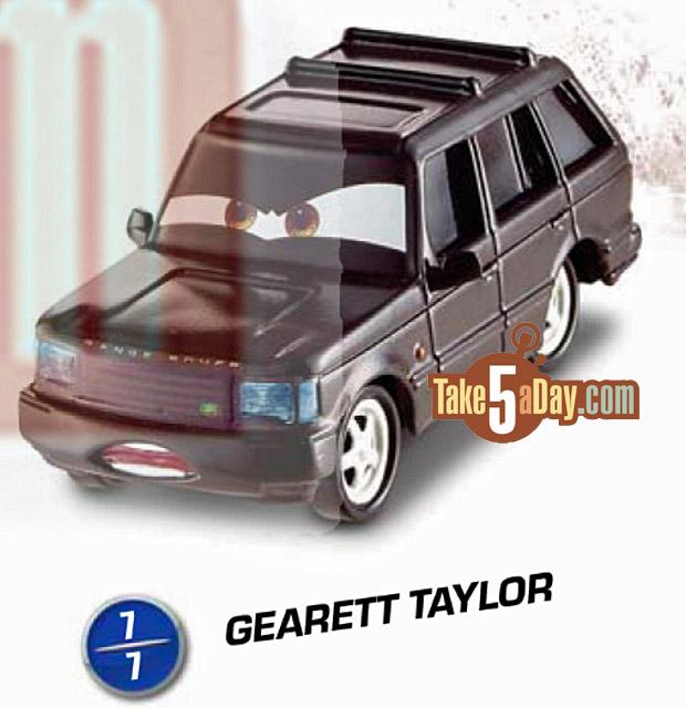 gearett taylor