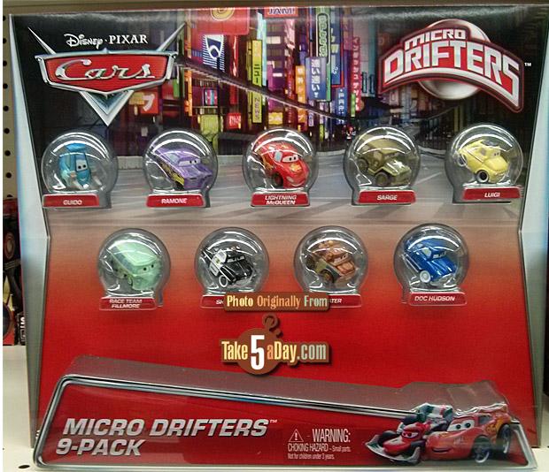 micro drifter