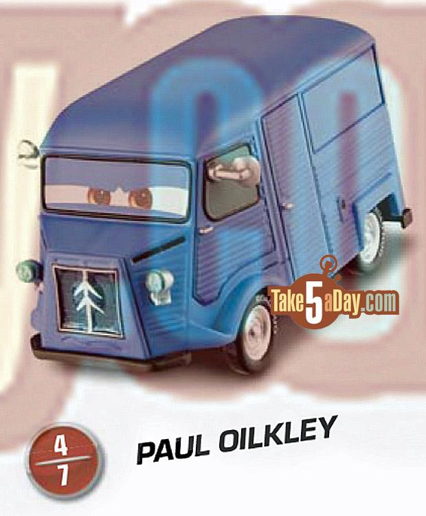 paul oilkley